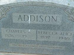 Rebecca Alice Addison