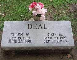 Ellen M <I>Wachter</I> Deal