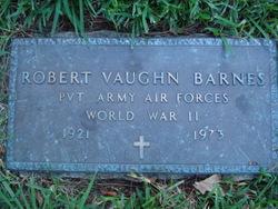 Robert Vaughn Barnes