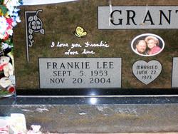 Frankie Lee Grant