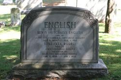 Henrietta <I>Wodell</I> English