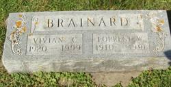 Vivian Cleora <I>Sieg</I> Brainard
