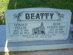 Donald Fuller Beatty
