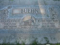 Henry Erech Buehn