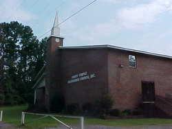 Christ Temple Deliverance Church Cemetery