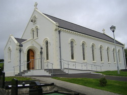 Our Lady of Lourdes, Inch Island, Donegal