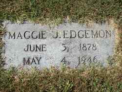 Maggie J <I>Ziegler</I> Edgemon