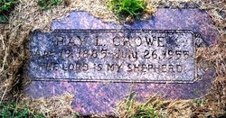 Ray Lester Crowe