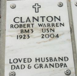 Robert Warren Clanton