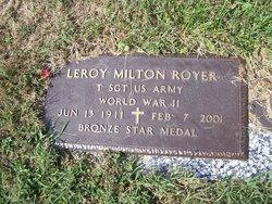 Leroy Milton Royer