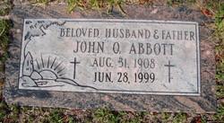 John Oswald Abbott