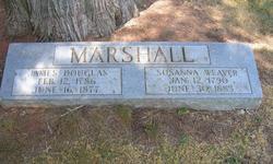 Susanna C. <I>Weaver</I> Marshall