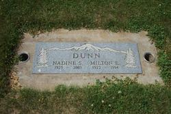 Nadine <I>Stone</I> Dunn