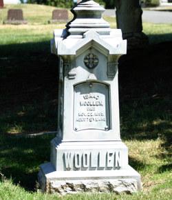Isaac Woollen