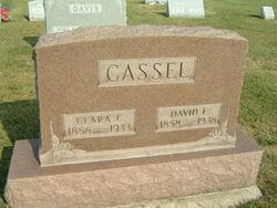 Clara C. <I>Hoke</I> Cassel