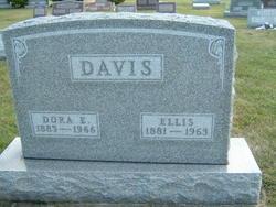 Dora E. <I>Cassel</I> Davis