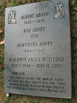 Marrietta Abney