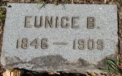 Eunice <I>Barnes</I> Grannis
