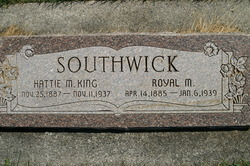 Hattie M. <I>King</I> Southwick
