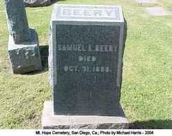 Samuel E Beery