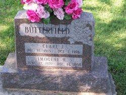 Imogene H. <I>Bishop</I> Butterfield