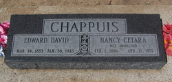 Nancy Cetera <I>Johnston</I> Chappuis