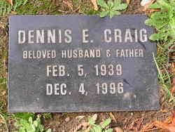 Dennis E. Craig