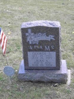 Jean A Adams