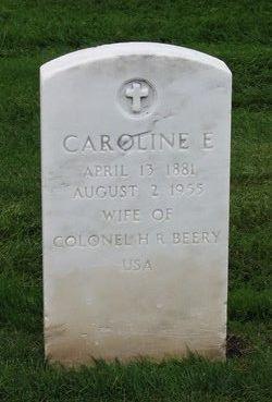 Caroline Eleanor Beery