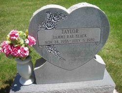 Tammi Rae <I>Black</I> Taylor