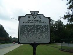 Providence Mennonite Church Cemetery