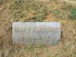 Mary Emma <I>Newton</I> Beskow