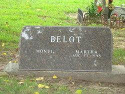 Martha C. <I>Cameron</I> Belot