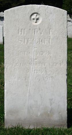 Henry E Steckel