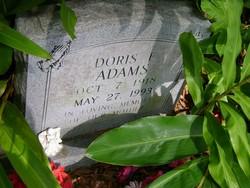 Doris F Adams