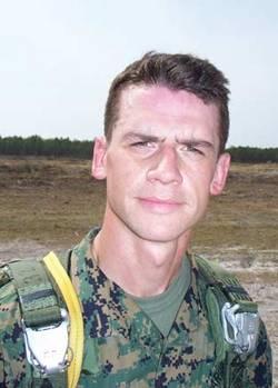 """Capt Garrett Tucker """"Tubes"""" Lawton"""