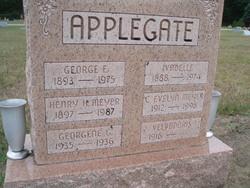 George Applegate