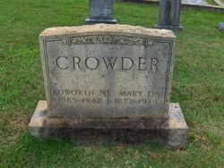 Rev Edworth Newton Crowder