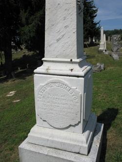 Betsey D. <I>Johnston</I> Atkinson
