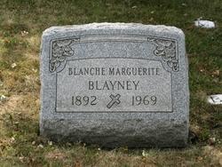 Blanche Marguerite Blayney