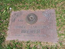 Janice Jamerson Brewer