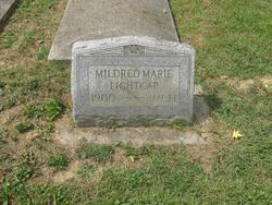 Mildred Marie Lightcap
