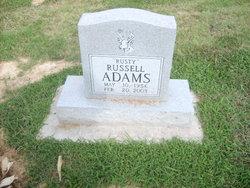 "Russell D. ""Rusty"" Adams"