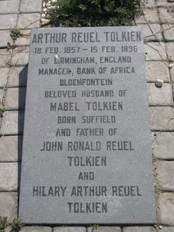 Arthur Reuel Tolkien