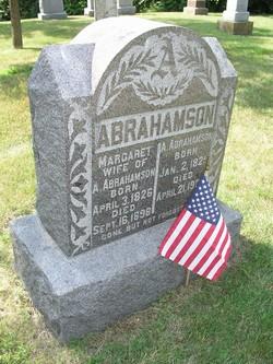 "A ""Eric"" Abrahamson"