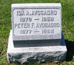 Ida A <I>Jeffrey</I> Avogadro
