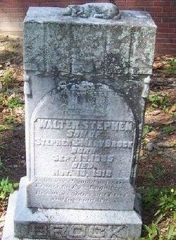 Walter Stephen Brock