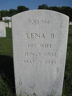 Lena B Cooper