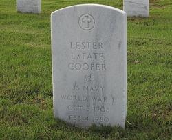 Lester Lafate Cooper