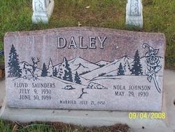 Nola <I>Johnson</I> Daley